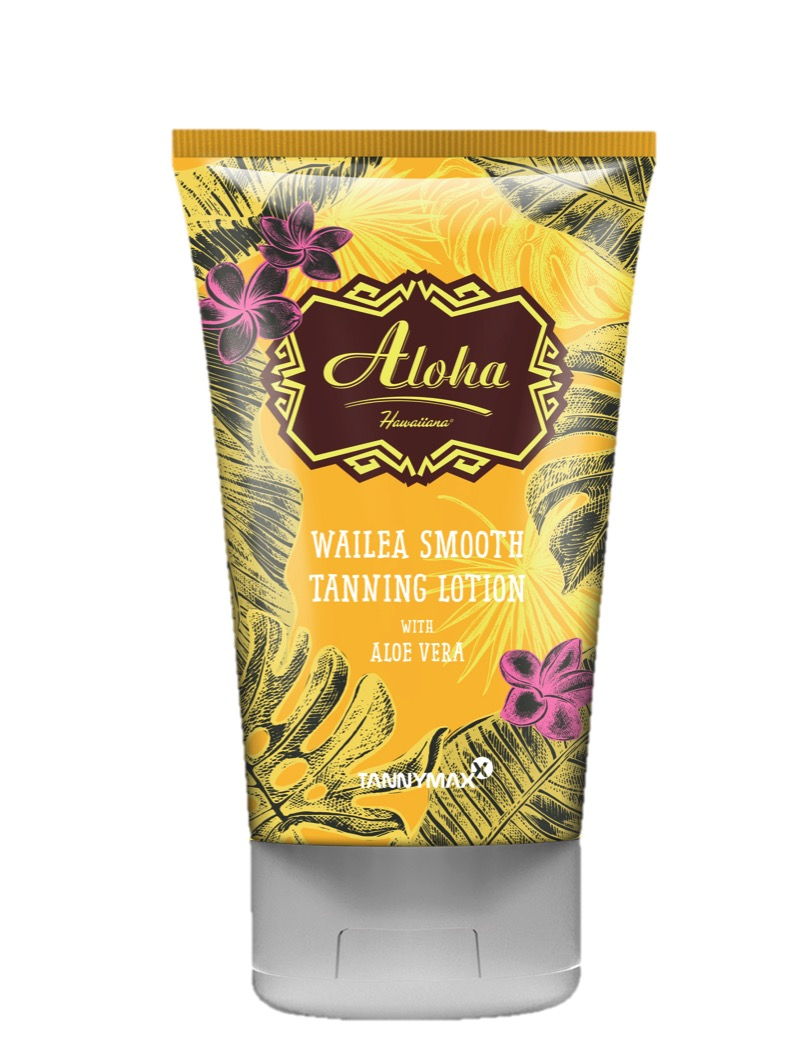 Aloha Wailea Smooth Tanning Lotion