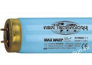 New Technology - Max Warp 800 X-Trend 0,3W 100WR