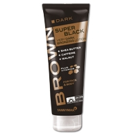 Super Black Verery Dark Bronzing Lotion HOT