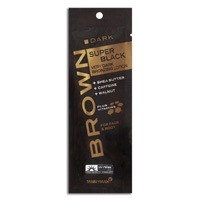 Super Black Verery Dark Bronzing Lotion HOT 15ml