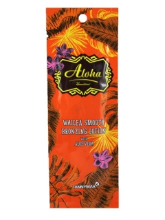Aloha Wailea Smooth Bronzing Lotion Sachet
