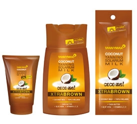 Xtra Brown Coconut Lotion 15ml
